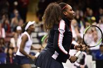 Serena Williams, la FedCup
