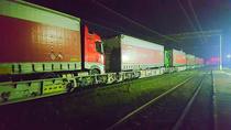 Trenul de proba Curtici - Craiova