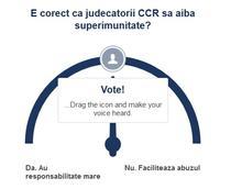 Sondaj CCR