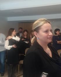 Claudia Sofianu, partener EY Romania