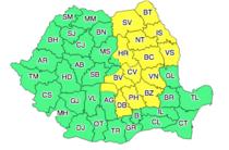 Harta 2 Cod galben ninsori