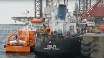 Nave in Portul Constanta