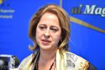 Simona Marcu, presedinta CSM