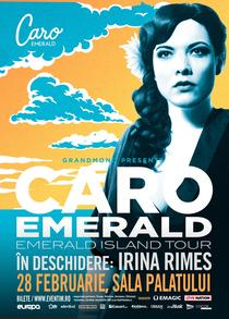Caro Emerald_Bucharest