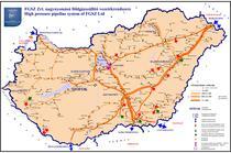 Interconectarile Ungariei