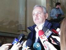 Liviu Dragnea, in sediul PSD