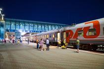 Tren rusesc