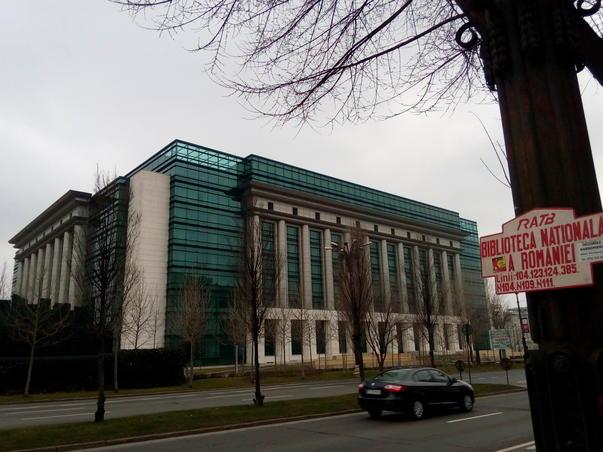 Biblioteca Nationala a Romaniei (2)