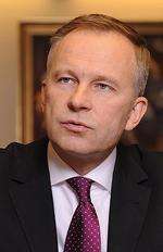 Guvernatorul Bancii Letoniei, Ilmars Rimsevics