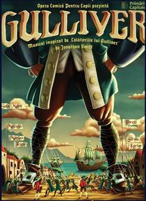 Premiera: Musicalul Gulliver