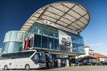 Showroom Automobile Bavaria Group Baneasa