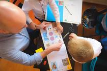 Atelier creativ cu copiii