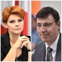 Olguta Vasilescu si Ionut Misa