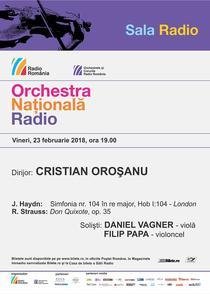 Concert Don Quijote, de Richard Strauss