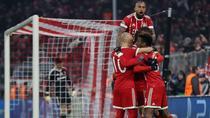 Bayern a facut scor cu Besiktas