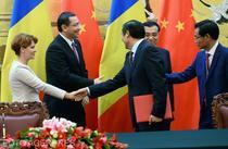 Cartierul chinezesc din Craiova, proiect initiat in 2014 la Beijing
