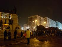 Protest la Iasi
