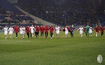 Milan, succes mare pe Olimpico