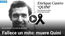 A murit Quini