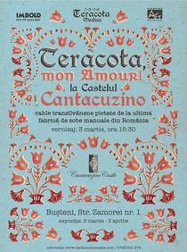 Teracota, mon Amour, la Castelul Cantacuzino