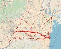 Drumurile blocate din cauza viscolului - 28 feb