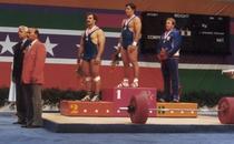 Stefan Tasnadi, pe treapta a doua a podiumului olimpic