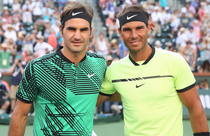 Roger Federer si Rafael Nadal