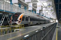 Tren rapid Hyundai Rotem