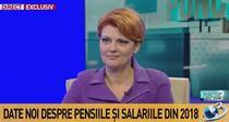 Lia Olguta Vasilescu, la Antena 3