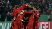 Bayer Leverkusen, in semifinalele Cupei Germaniei