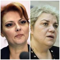 Olguta Vasilescu si Sevil Shhaideh