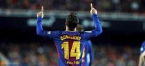 Coutinho, primul gol in tricoul Barcelonei