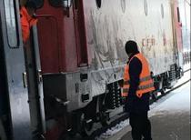 Vremea afecteaza circulatia trenurilor