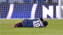 Neymar, accidentat