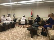 Principele Radu, vizita in Arabia Saudita