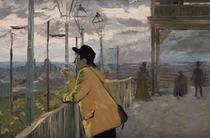 Loving Vincent, primul lung-metraj realizat doar cu picturi