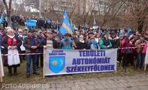 Manifestari de Ziua Libertatii Secuilor, la Targu Mures