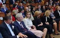 Liviu Dragnea, insotit de iubita la Congresul PSD