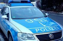 Masina de politie germana