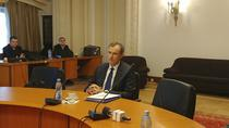 Florian Coldea, la Comisia SRI