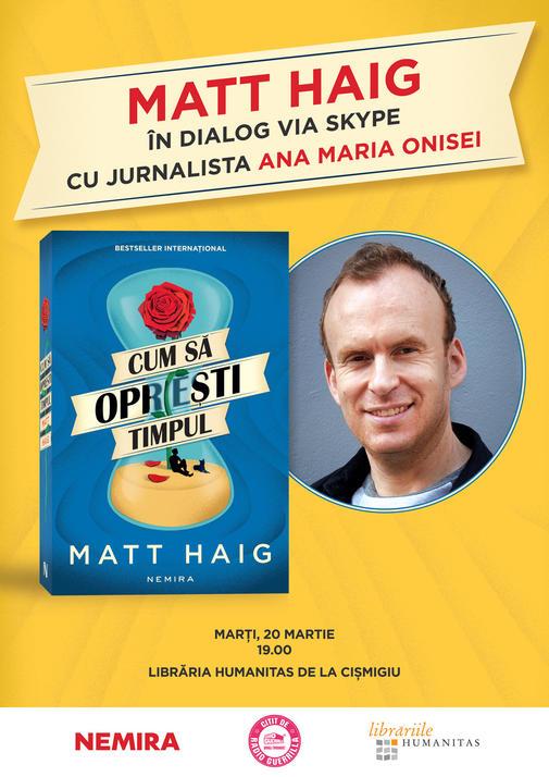 dialog cu Matt Haig