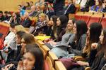Studenti la Universitatea Politehnica din Bucuresti