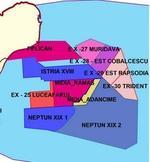 Perimetrele de explorare si exploatare din Marea Neagra