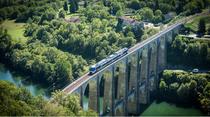 Tren regional in Franta