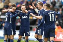 Victorie categorica pentru Tottenham