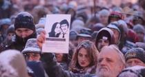 Manifestatie in Slovacia dupa asasinarea jurnalistului Jan Kuciak