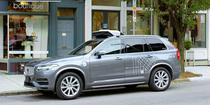 Masina autonoma testata de Uber