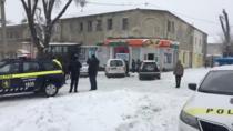 Explozie ucigasa in Chisinau