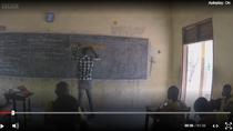 Ora de informatica la o scoala din Ghana