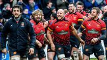 Nationala de rugby a Belgiei
